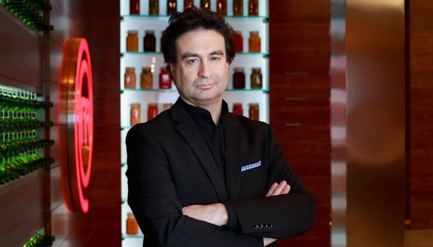 foto de El cocinero y jurado de Masterchef Pepe Rodríguez.