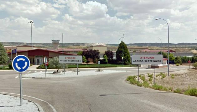 Vista del centro penitenciario de Madrid VI en Aranjuez.