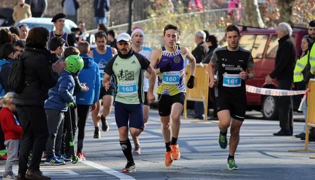 Fotos de la carrera de San Silvestre en Estella