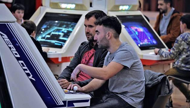 Máquinas Arcade en Baluarte
