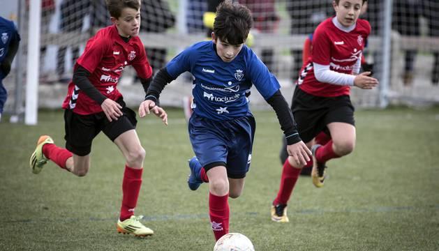 Partidos del Torneo Interescolar Fundación Osasuna - 2 de enero
