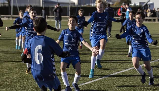 Partidos del Torneo Interescolar Fundación Osasuna - 4 de enero