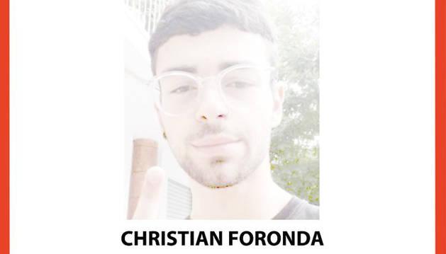 Christian Foronda.