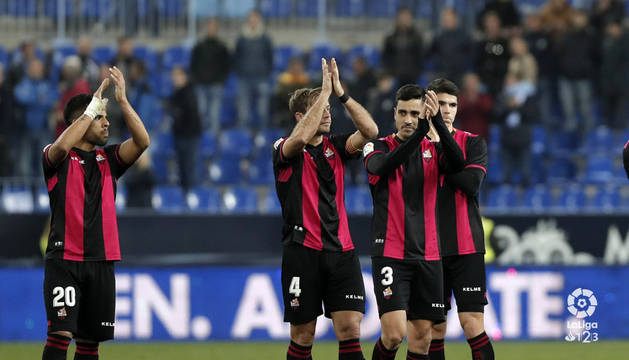 El Reus, en su semana más difícil, da la campanada en Málaga