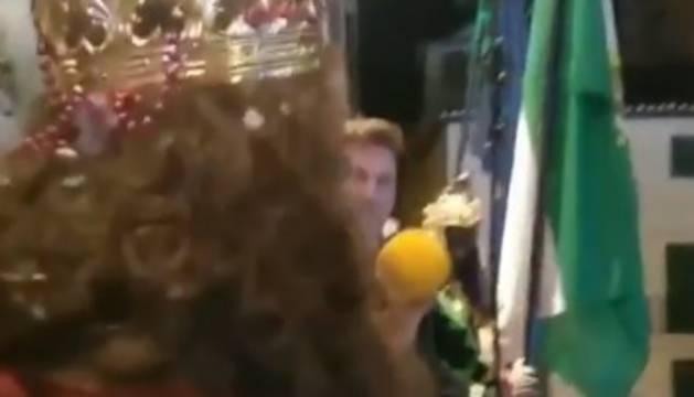 Fotograma del vídeo de Gaspar de Santa Fe (Granada).