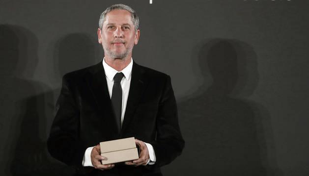 Guillermo Martínez (Premio Nadal):