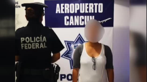 Rescatan a una niña española secuestrada en el aeropuerto de Cancún