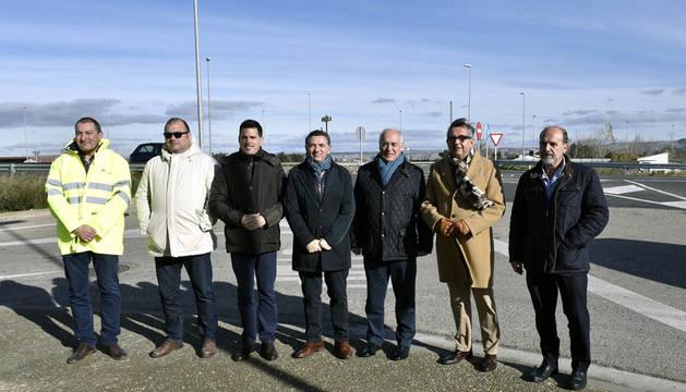 La Rioja invierte 922.000 euros en mejorar la carretera Calahorra-San Adrián
