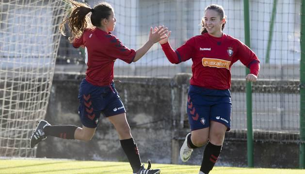 Sara Carrillo (Osasuna), convocada por la selección española sub-17