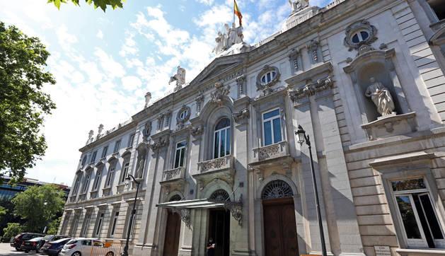foto de Sede del Tribunal Supremo, en Madrid.