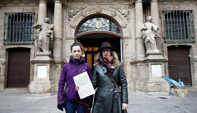 Andrea-Lunes Lilas critica que Vox