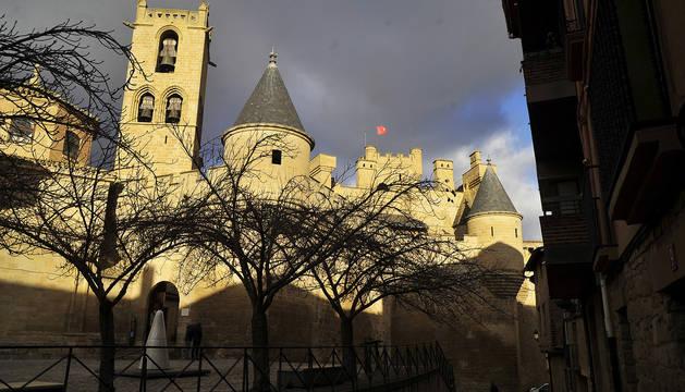 El Palacio Real de Olite, edificio emblema de la localidad, volvió a ser el recurso turístico más visitado.