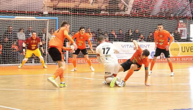 El Aspil-Vidal visita la cancha de un rival directo por el play-off