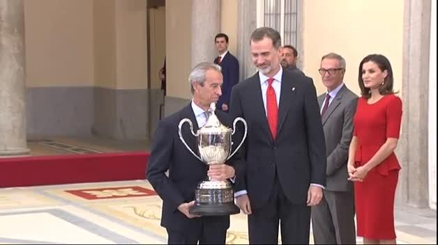 Entrega de los Premios Nacionales del Deporte 2017