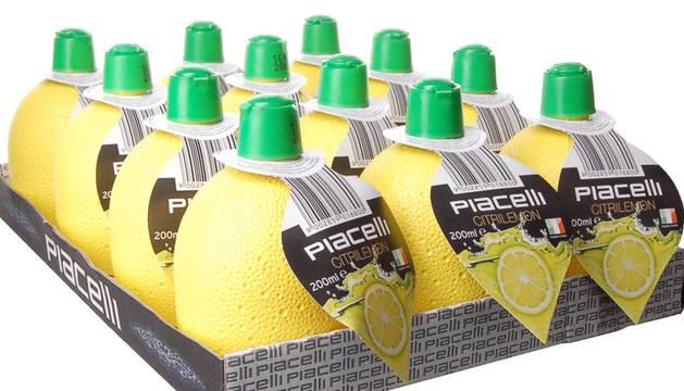 Zumo de limón concentrado de la marca Piacelli Citrilemon.