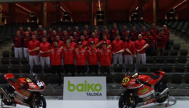 Presentación de Baiko, la marca que sustituye a Asegarce.
