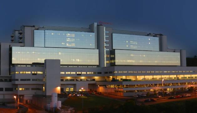 Hospital Clínico Universitario de Santiago.