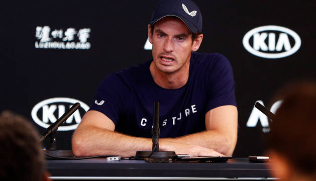 Resultado de imagen de Murray dice que tiene intención de retirarse tras Wimbledon