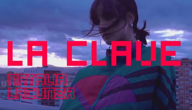 Carátula del videoclip creado por el fan de Natalia.