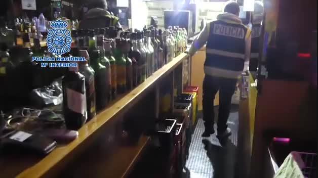 Liberada una mujer con discapacidad prostituida en un club de Ávila