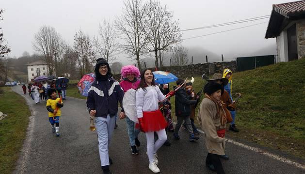 Todas las fotos del comienzo del carnaval de Uitzi 2019