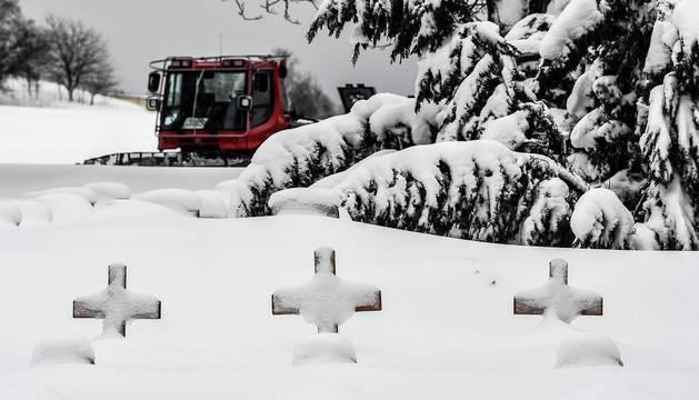 Diferentes zonas del país se encuentran bajo alerta por el riesgo de avalanchas