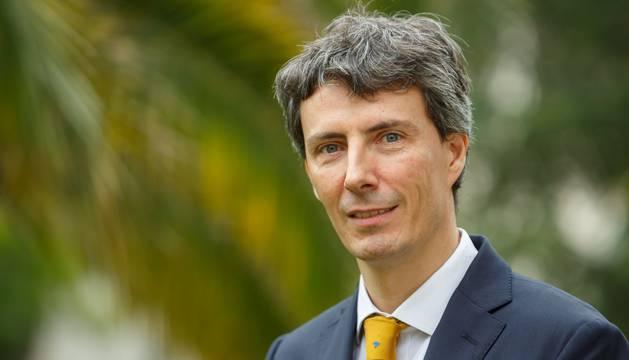 Juan Arraiza Irujo, nuevo doctor por la UPNA