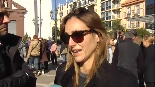 """La hermana de la mujer asesinada en Fuengirola pide que el detenido """"se pudra en la cárcel"""""""