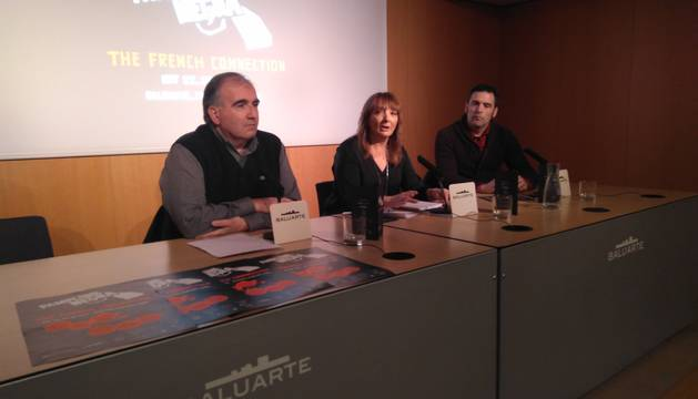 Pamplona Negra llega la próxima semana con rutas literarias, una cita con la gastronomía y un taller de criminología.