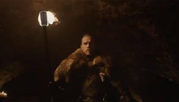 Imagen del vídeo que ha compartido HBO en su cuenta de Twitter.