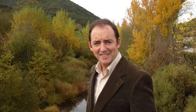 Javier Horno, presidente de la gestora de Vox en Navarra.