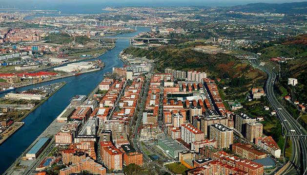Los hechos han ocurrido en el barrio San Ignacio de Bilbao