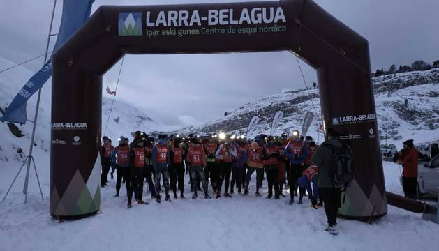 III Snowrunning Larra-Belagua