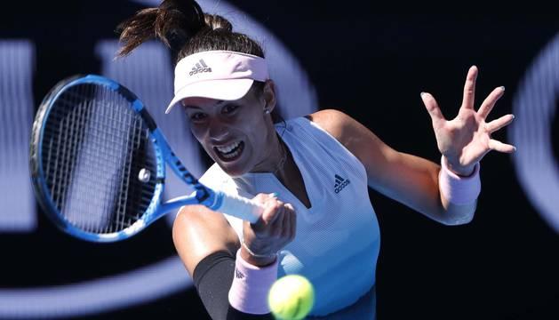 Muguruza cae en octavos del Open de Australia ante una brillante Pliskova