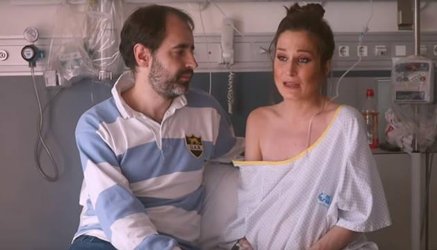 Verdeliss desvela el motivo de su hospitalización en la recta final de su embarazo