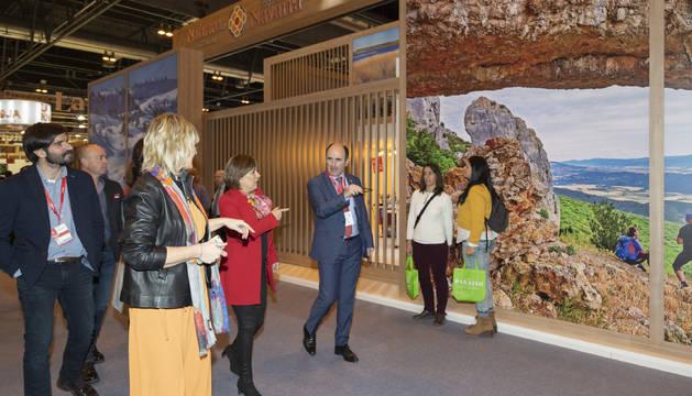 Navarra cuenta la historia que rodea a sus productos gastronómicos en Fitur