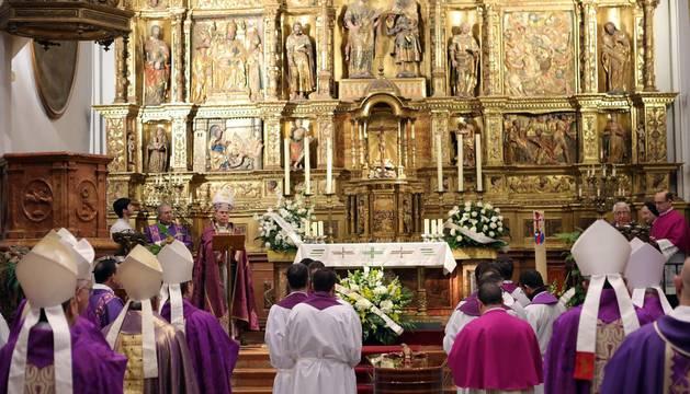 Fotos del funeral del cardenal Fernando Sebastián