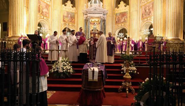 Funeral del cardenal Fernando Sebastián