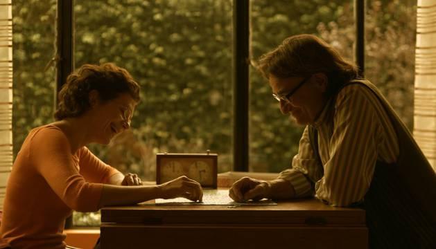 Un fotograma de la película argentina 'Rompecabezas'.