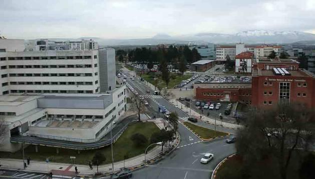 Imagen del Complejo Hospitalario.