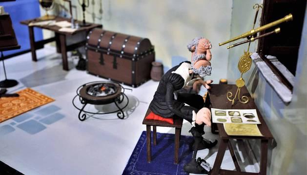 El Planetario de Pamplona acoge desde este lunes la exposición