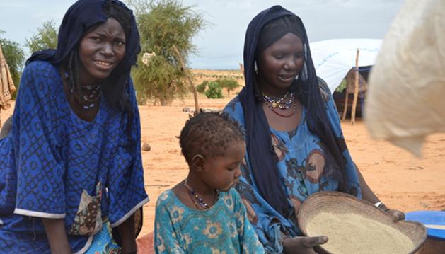 Imagen del proyecto Acción contra el Hambre en Níger.