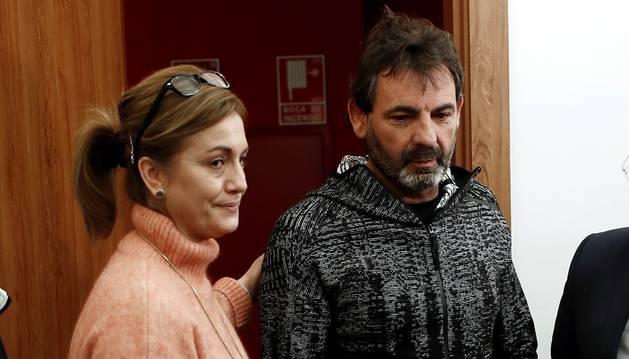 El director de Open Arms, en Pamplona: