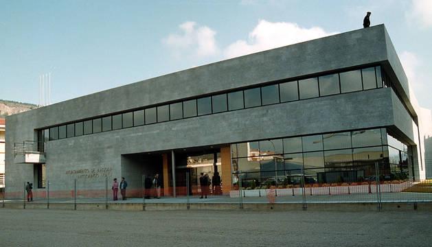 foto de Vista exterior de archivo del Ayuntamiento de Ansoáin.