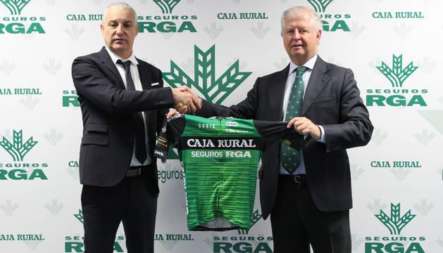 Caja Rural-Seguros RGA seguirá al menos hasta 2021 en el pelotón profesional