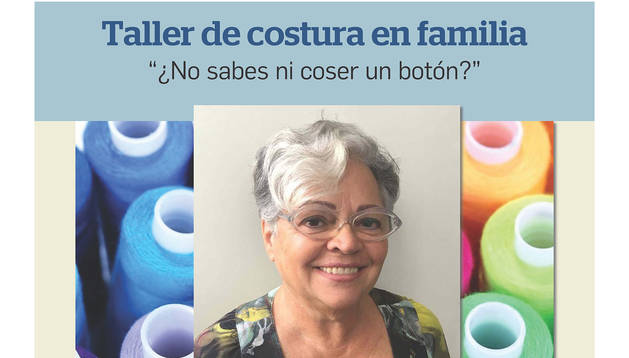 Taller De Costura En Familia Con La Modista Esperanza Vela