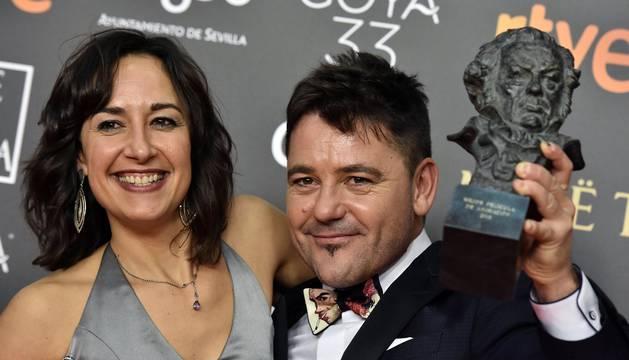 'Un día más con vida' del navarro Raúl de la Fuente, Goya a mejor película de animación