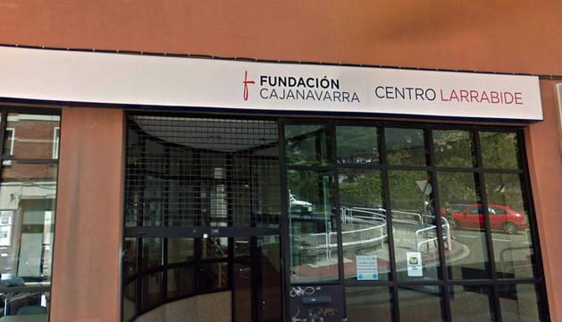 Sede de la Fundación Caja Navarra- Centro Larrabide.