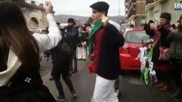 Festividad de Santa Águeda en Alsasua