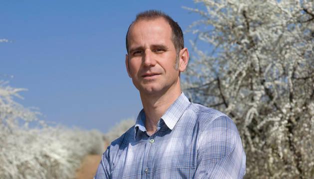 foto de El presidente del Consejo Regulador, Adrián Subía.